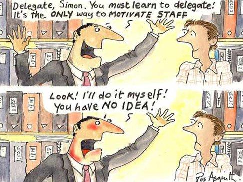 杰夫·贝佐斯的领导原则包括学习如何授权
