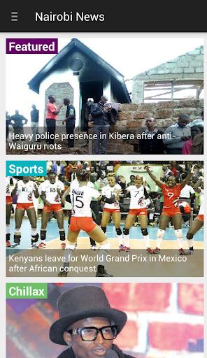 Nairobi News