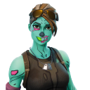 Ghoul Trooper Skin Fortnite HD Wallpapers
