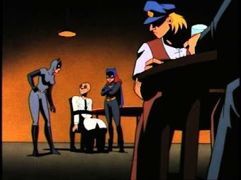 Season 3, Episode 29 Batgirl Returns