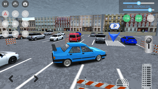 Car Parking and Driving Simulator android2mod screenshots 4