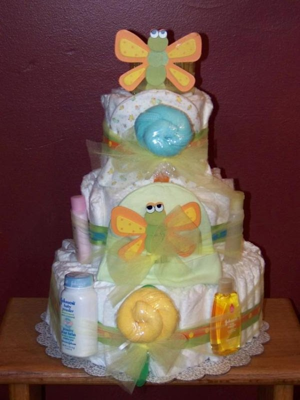 Creative Baby Shower Gifts Recipe