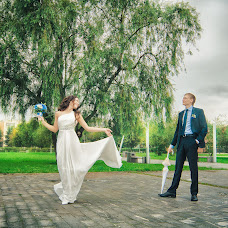 Wedding photographer Nikolay Shvecov (rncp). Photo of 18.04.2014