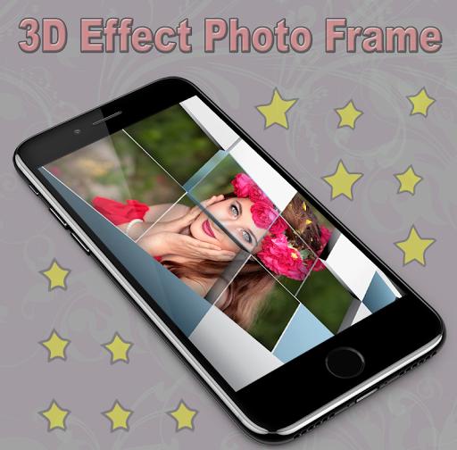 3D Effect Photo Frame 1.1 screenshots 1