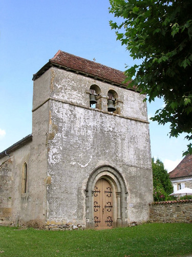 photo de Eglise de Pauliac