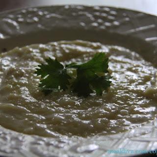 Guilt-Free Potato Leek Soup