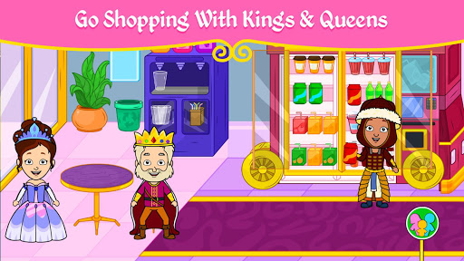 ud83dudc78 My Princess Town - Doll House Games for Kids ud83dudc51 apkmr screenshots 4