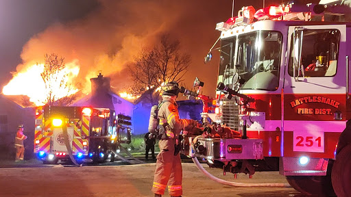 Elbert County Home Destroyed By Late Night Fire