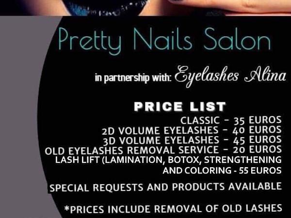 Pretty Nails Salon