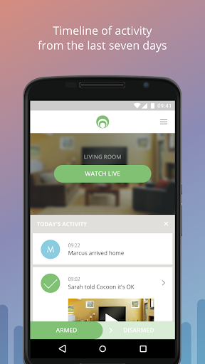 Cocoon - Smart Home Security 1.11.2957 screenshots 3