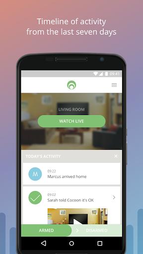 Cocoon - Smart Home Security 1.12.3018 screenshots 3