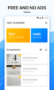 Text Scanner [OCR] Pro- Camera Scanner-Scan to PDF 2.9.2