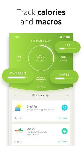 Lifesum - Diet Plan, Macro Calculator & Food Diary 6.4.0 screenshots 2
