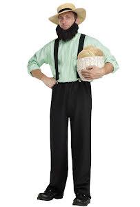 Amish, dräkt