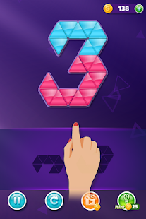 Block! Triangle puzzle: Tangram Screenshot