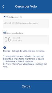 Orario Voli screenshot 1