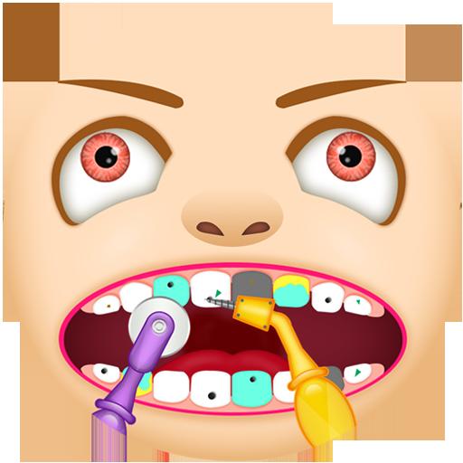 小疯狂牙医儿童 休閒 App LOGO-APP試玩