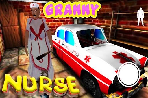 Nurse Of Granny Horror Games  image 2
