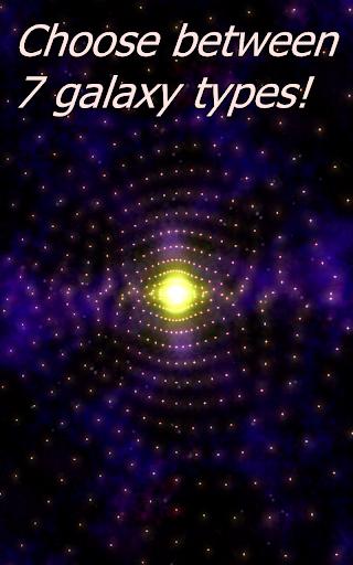 Morphing Galaxy 라이브 배경화면