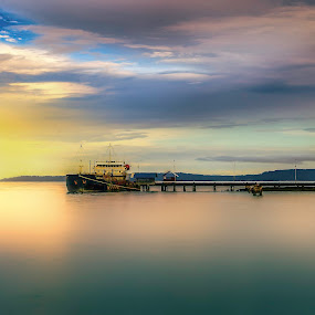 by David Loarid - Landscapes Waterscapes