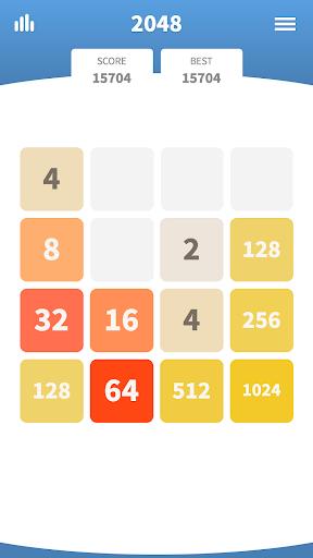 2048 Classic · Swipe Game screenshots 1