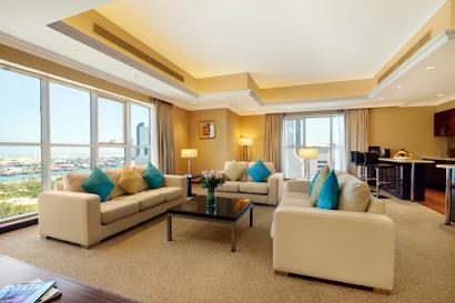 Mina Street Serviced Apartment, Al Muroor