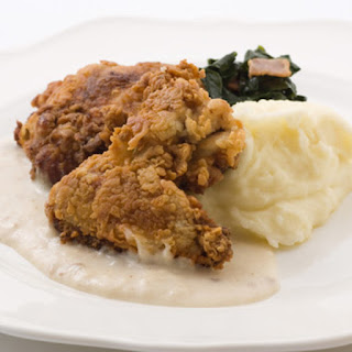 Southern Fried Chicken with Country Gravy Recipe