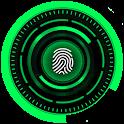 Fingerprint Lock Screen Prank icon