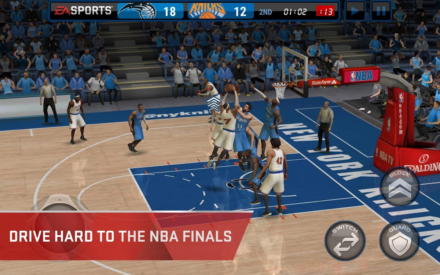 Nba 3d Live Wallpaper Apk Nba Live Mobile Android Apps On Google Play