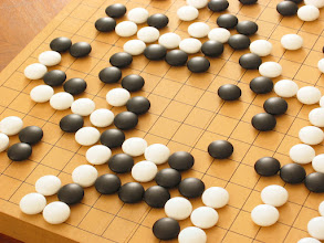 Photo: Another game of Go