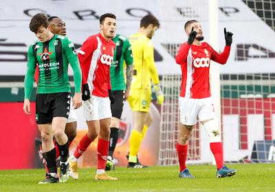 Standard heeft genoeg aan één doelpunt na balverlies bij Cercle Brugge: De Vereniging blijft gedeeld laatst
