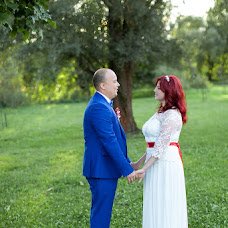 Wedding photographer Aleksandra Dmitrieva (aleksashka). Photo of 09.01.2018