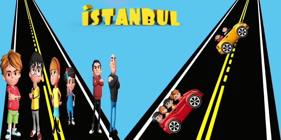 İstanbul Muhafızları Yarış Screenshot