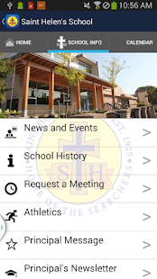St. Helen's School- screenshot thumbnail