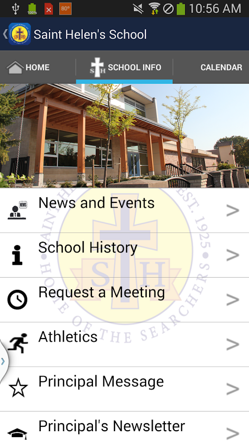 St. Helen's School- screenshot