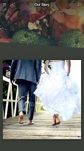 WEDDINGSIDEAS screenshot