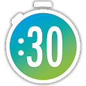 Best stopwatch: interval timer for training icon