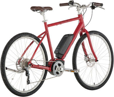 Civia North Loop eBike: 650b Wheels alternate image 4