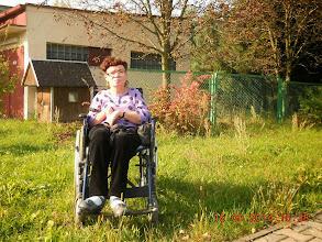 Photo: 16 IX 2014 roku - przy Domu Pmocy przy Karmelkowej