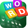 Word Vista: Puzzle of Bliss APK Icon