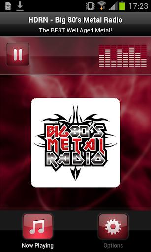 HDRN - Big 80's Metal Radio
