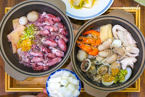 萬華海鮮粥舖 X 成癮手作飲品 中和景安店 (已歇業)