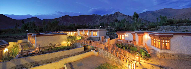 Best Hotel in Ladakh ( Leh )