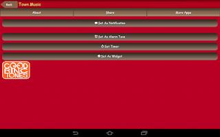 Screenshot of Love Ringtones