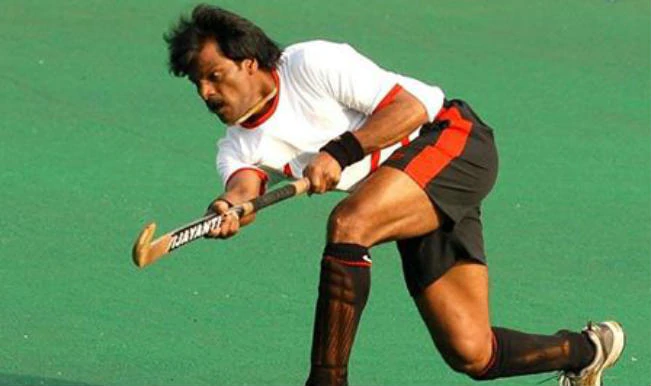 Dhanraj Pillay Hockey