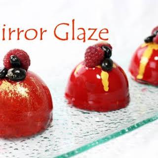 Mirror Glaze Recipe ~ Gelatin Version.