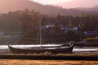 Photo: Barco vikingo... Catoira, Pontevedra.