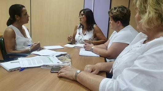 Bosquet valora la aprobación del Estatuto de las Mujeres Rurales y del Mar