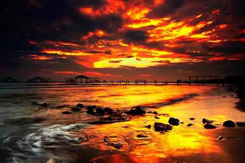 The Golden from the PAI by TEDDY ZUSMA - Landscapes Beaches