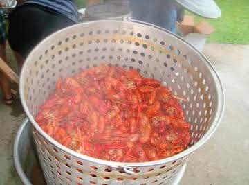 """CRAWFISH BOIL - """"LET THE GOOD TIMES ROLL"""""""